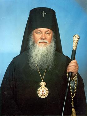 1990 году архиепископ Пензенский и Саранский Серафим